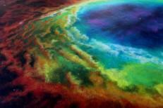 Ring nebula close up
