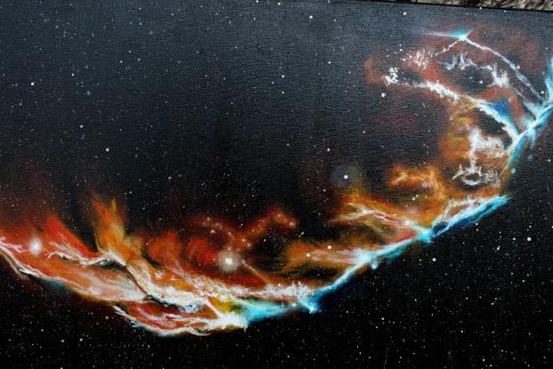 Northern Veil Nebula 2