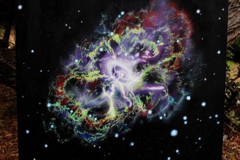 Crab nebula 1.0 1