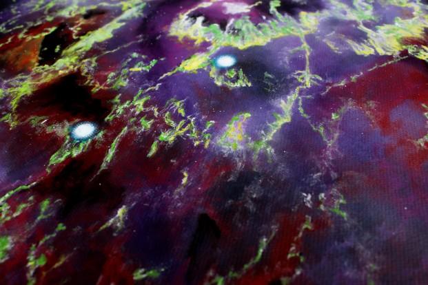 Crab nebula 1.0 7